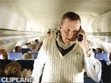 Still image from Comviq Mobile Operator Service - Plane