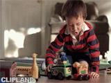 Still image from Ikea - Toy Cars [Tidy Up]