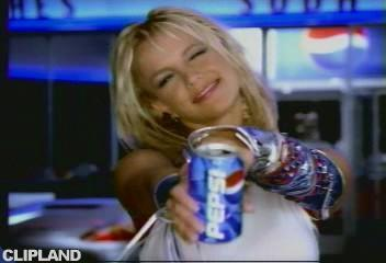 Pepsi - The Joy Of Pepsi (Britney Spears)