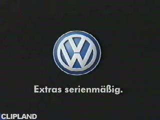 VW Golf - Extras Serienmäßig
