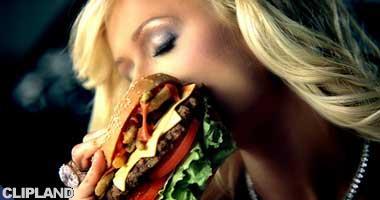 Carl's Jr. - Spicy BBQ Burger