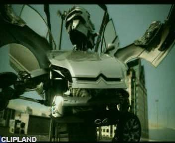 Citroen C4 - Transformer (Alive With Technology)