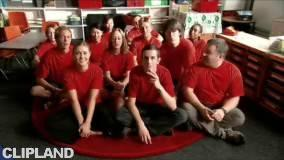 "Virgin Group Virgin Mobile ""Red Academy, Lesson 3: Friends"" (2005)"