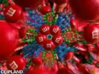 "Mars Incorporated Inc., M&M's ""Kaleidoscope"" (2004)"