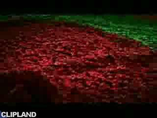 Still image from Mars Incorporated Inc., M&M's - River Of Chocolate- Hard Rock
