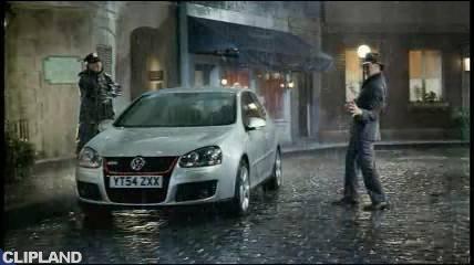 Volkswagen - Rain