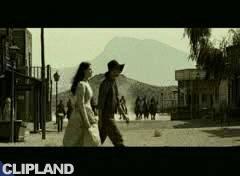 Still image from Pepsi - Western - David Beckham