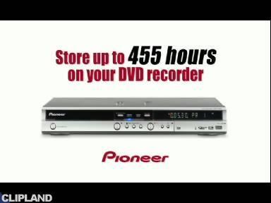 Pioneer - Need More Space?