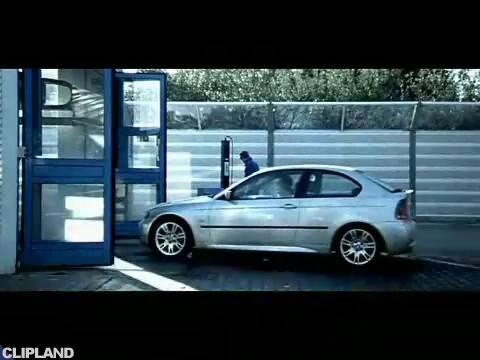 BMW - Waschstrasse