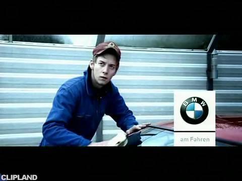 Still image from BMW - Waschstrasse