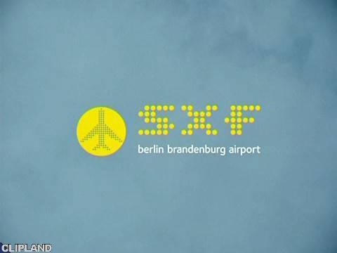 SXF Berlin Schönefeld Airport - Alex (Wir Starten Durch.)