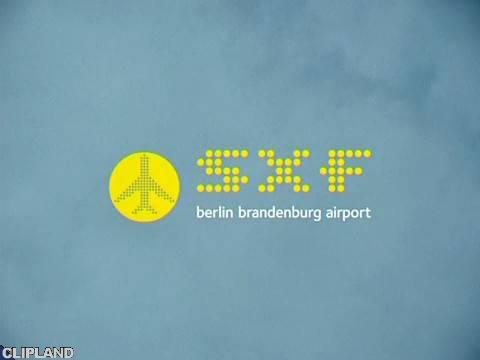 """SXF Berlin Schönefeld Airport """"Alex (Wir Starten Durch.)"""""""
