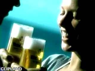 Still image from Beck's Beck's Beer - Fog