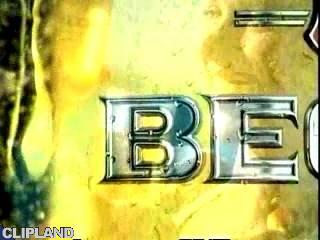 """Beck's Beck's Beer """"Fog"""""""