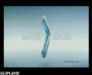 Motorola RAZR V3 - Transformer (Hello Moto.)