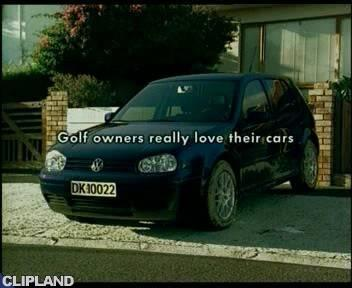 Volkswagen/VW - Dress (Golf Owners Really Love Their Cars.)