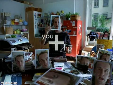 Still image from Hewlett-Packard/ HP - Francois I