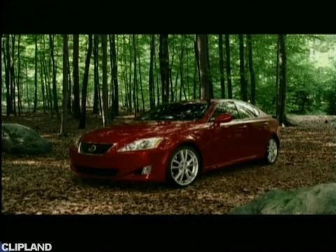 Lexus Lexus IS - Running Rings (Why Live In One Dimension?)