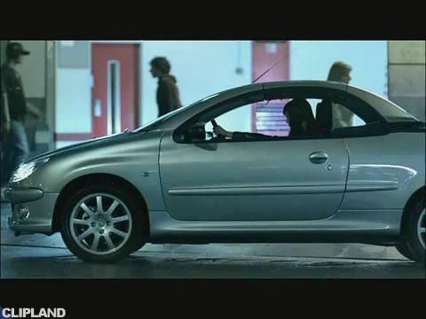 Peugeot Peugeot 206CC - Snake Tounges