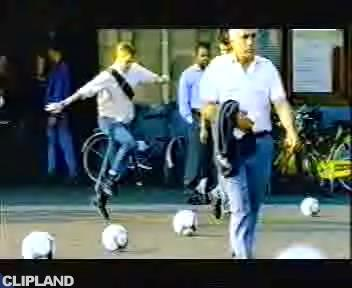"adidas Athletic Footwear ""City Match / Balls (Forever Sport.) (version 2: 30 seconds)"" (2000)"