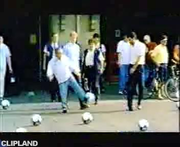 adidas Athletic Footwear - City Match / Balls (Forever Sport.) (version 2: 30 seconds)