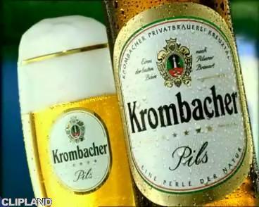 Krombacher Kwombacher Pils - Belfast Child (version 2: TV version) (Krombacher. Eine Perle Der Natur.)