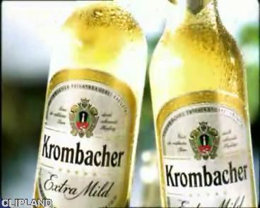 Krombacher Kwombacher Extra Mild - Belfast Child (version 3: Extra Mild version) (Krombacher. Eine Perle Der Natur.)