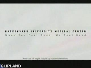 """Hackensack University Medical Center """"Bricks and Mortar"""" (2007)"""