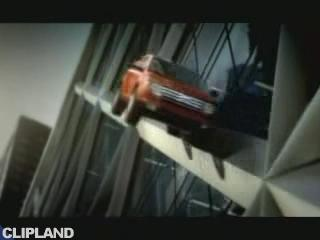 "Ford Motor Company ""Live On The Edge"" (2007)"