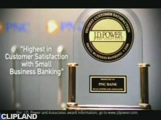 """PNC Bank """"Turning Your Dreams Into Reality"""" (2007)"""