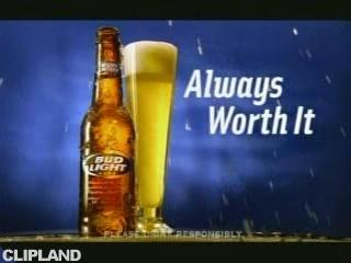 "Anheuser-Busch(Brand); Budweiser(Brand); Bud-Light(Product) ""But He Has Bud Light"" (2007)"