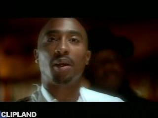 Still image from 2Pac feat. Snoop Doggy Dogg - 2 Of Amerikaz Most Wanted
