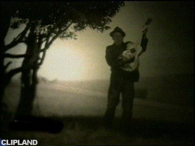 Still image from Tom Waits - Hold On