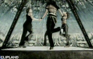 Still image from Spice Girls - Holler