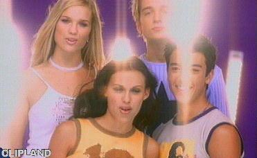 "A*Teens ""Upside Down"" (2001)"