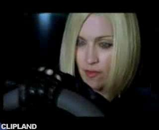 Still image from Madonna - What It Feels Like For A Girl