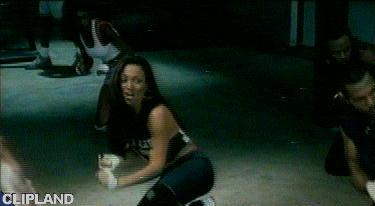 Still image from Chante Moore - Straight Up