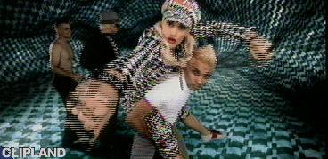 "No Doubt ""Hey Baby"" (2001)"
