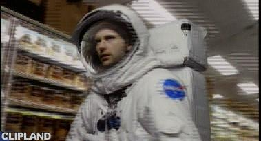 Still image from Moby - We Are All Made Of Stars (version 1)