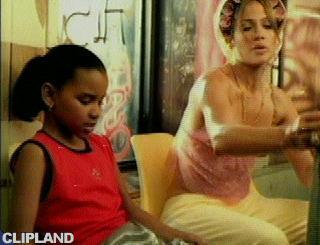 Still image from Jennifer Lopez feat. Ja Rule - I'm Gonna Be Alright