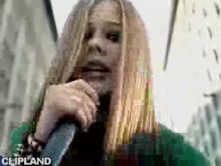 """Avril Lavigne """"Sk8ter Boi"""" (2002)"""