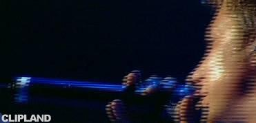 Still image from Blue feat. Elton John - Sorry Seems To Be The Hardest Word (version 2: live)