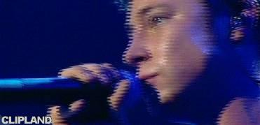 """Blue feat. Elton John """"Sorry Seems To Be The Hardest Word (version 2: live)"""" (2003)"""