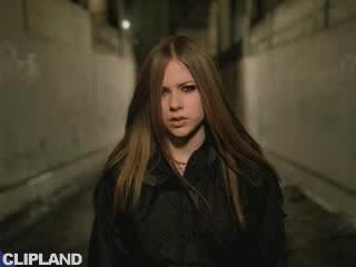 "Avril Lavigne ""I'm With You"" (2003)"