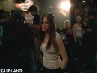 Still image from Avril Lavigne - I'm With You