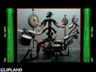 Aphex Twin - Monkey Drummer