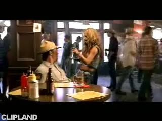 Jessica Simpson feat. Willie Nelson - These Boots Are Made For Walking