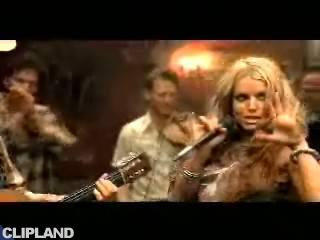 Jessica Simpson Feat Willie Nelson These Boots Are Made