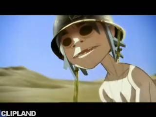 Gorillaz - Dirty Harry
