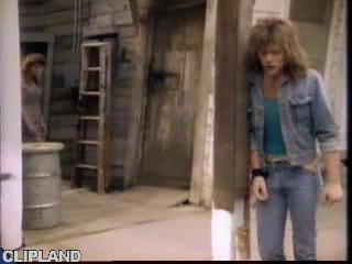 Still image from Bon Jovi - She Don't Know Me